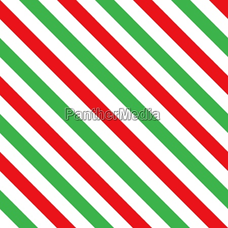 cane candy stripes red green seamless