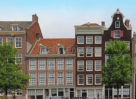 residential building in amsterdam