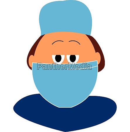 clipart of a doctor vector or
