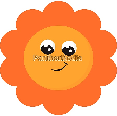 clipart of a smiling yellow sun