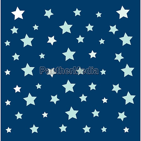 stars pattern design illustration vector on
