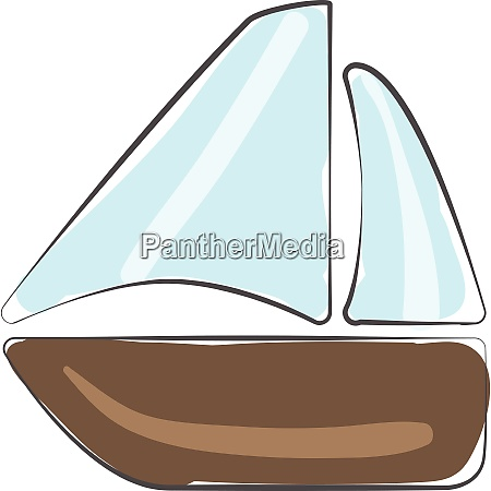 clipart, of, a, boat, vector, or - 27507139
