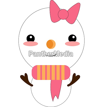 clipart of the cute little girl