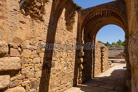 archaeological site of merida
