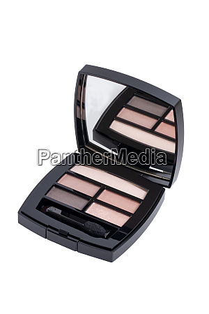 cosmetic products isolated close up of