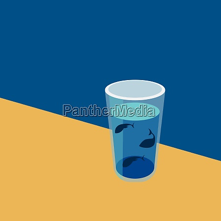 image of cup of water