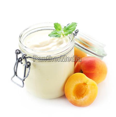 apricot yogurt