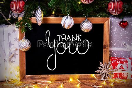 chalkboard tree gift fairy lights text