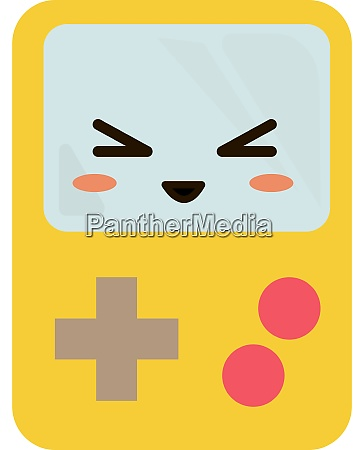 tetris illustration vector on white background