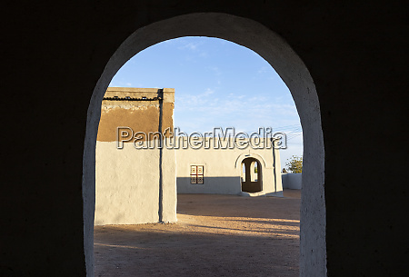 nubian house soleb northern state sudan