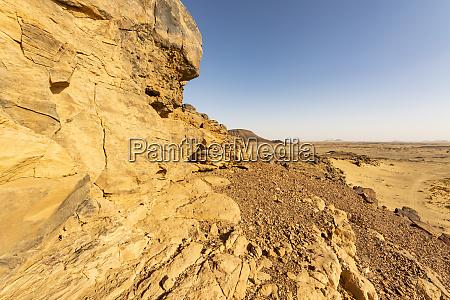 desert near the third cataract of