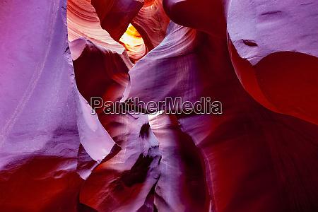 lower antelope canyon arizona united states