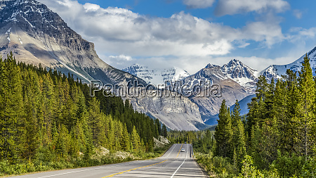 icefield parkway improvement district no12 alberta