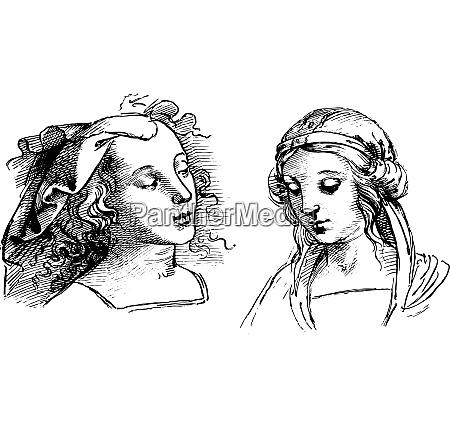 drawings by raphael at the academy