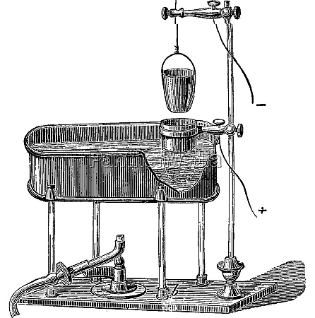 an apparatus for the determination of
