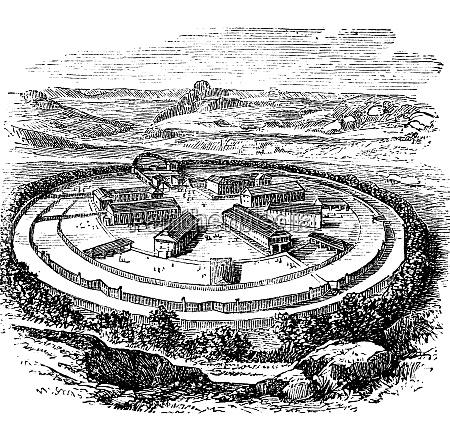 dartmoor prison in england united kingdom