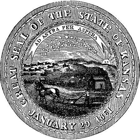 the great seal of the state