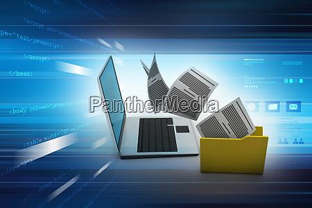 data transferring