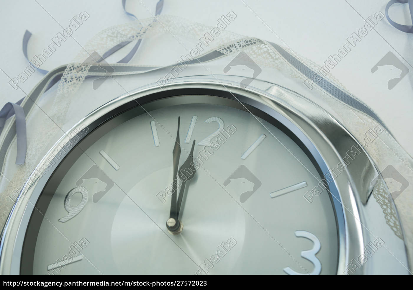 clock, hands, reaching, 12, clock, midnight - 27572023