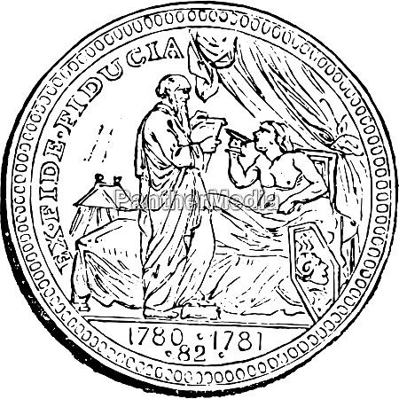 reverse of j philippe token vintage