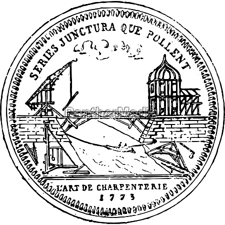 token of the guild of carpenters