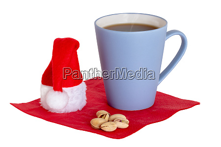 coffee cup background isolated close up