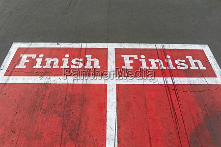 dual finish line