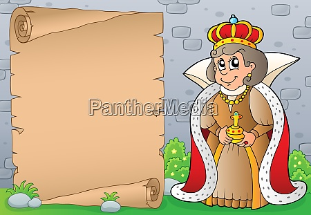 queen topic parchment 1