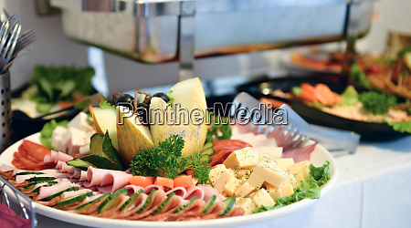 cater food holiday buffet party wedding