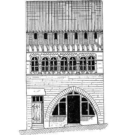 roman house in saone et loire