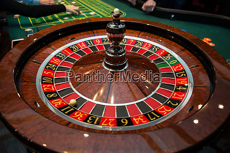 casino gambling and entertainment concept