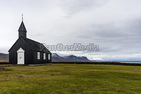 black church budir snaefellsnes iceland