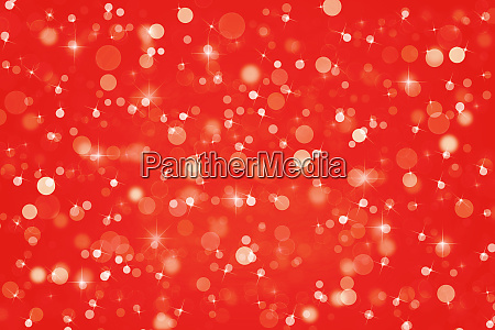 abstract red christmas winter background