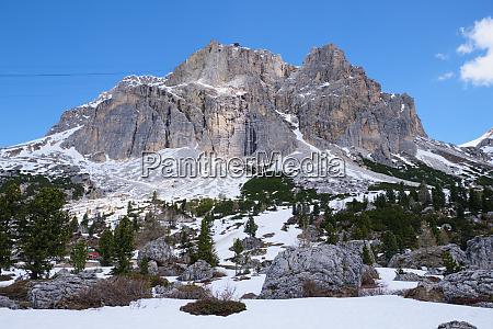 mountain landscape south tirol italy