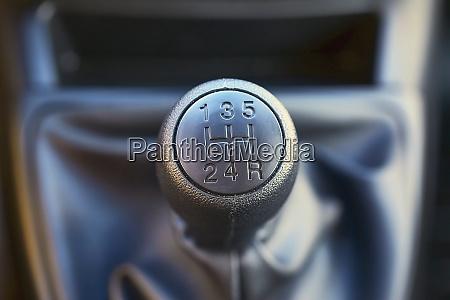 manual gear stick