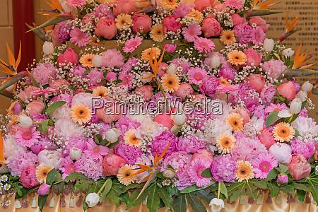 big bunch of flowers