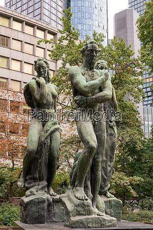 beethoven memorial in frankfurt