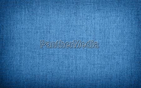 blue flax linen canvas texture background