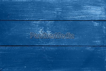 blue vintage grunge painted wooden plank
