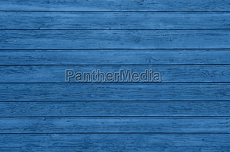 blue vintage painted wooden panel background