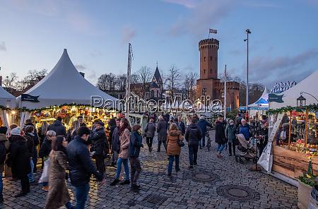harbor christmas market