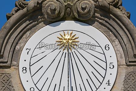 sundial sun