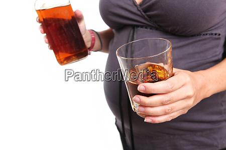 drunk pregnancy
