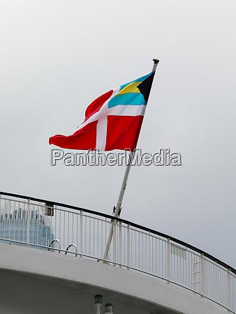 bahamas civil flag