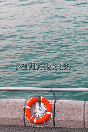 lifebuoy sea