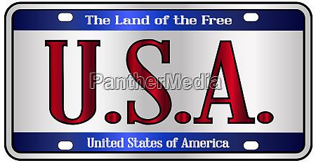usa land of the free patriotic