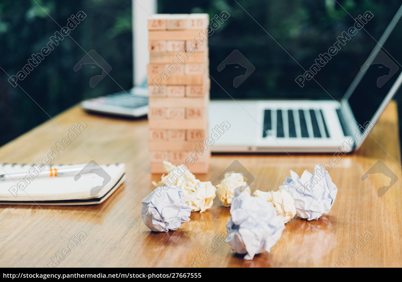 business, game, wood, block, tower, fail - 27667555