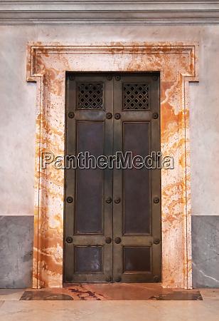 vatican door