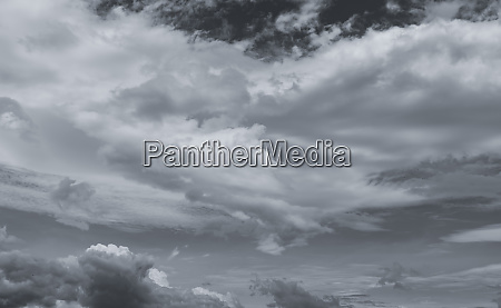 gray and white cloud abstract background