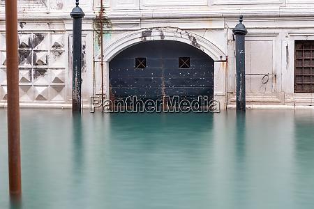 flooding acqua alta on st marks